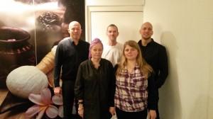 Personalet på Herning Akupunkturklinik